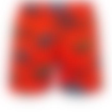 Moorise Stretch Swin Short Turtle Swin Medlar Orange