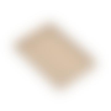 Torei Grosses Tablett Sand