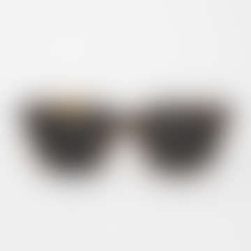 Robotnik Havana Solid Grey Lens Sunglasses
