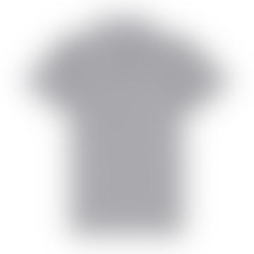 Riviera Polo Shirt Grey Melange