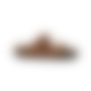 Corte estrecho suave Arizona marrón jengibre