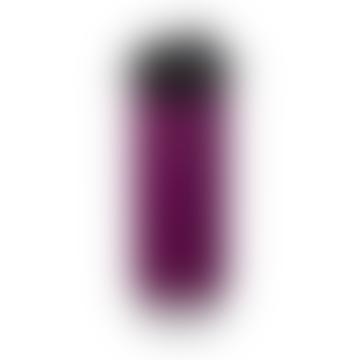 TKWide 473ml Insulated Purple P Bottle (Twist Cap)