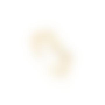 Shimmer Stud Adjustable Ring