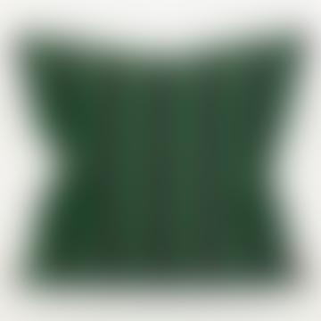 50x50 cm Emanuela Cushion Cover Black/Green