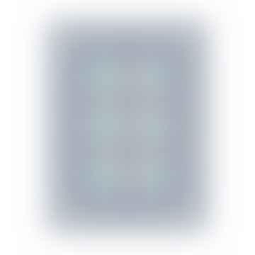 Vinyl Placemat Blue Avenir Pack 2 Units