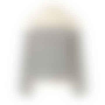 Chikita Sweater - Blue White Stripe