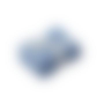 Lewis Muslin Cloth 2 Pack Seaside Sky Blue