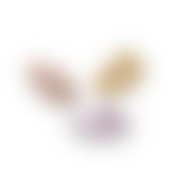 Troels Bath Toys 3-Pack Light Lavender Multi Mix