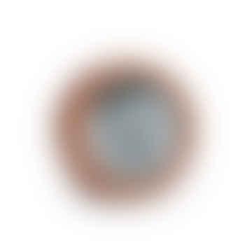 Large Wood Bubble Frame