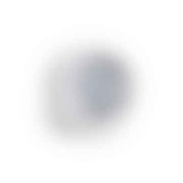 Large White Bubble Frame