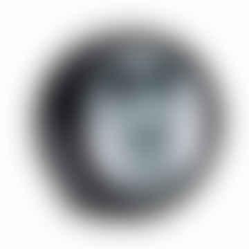 Large Black Bubble Frame