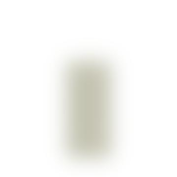 Eco Pillar Candle Gull Grey 15 cm