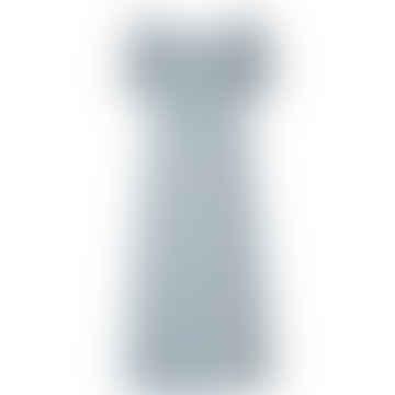 Nuchecky Dress Vista Blue