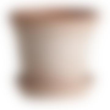 10cm Terracotta Copenhagen Pot
