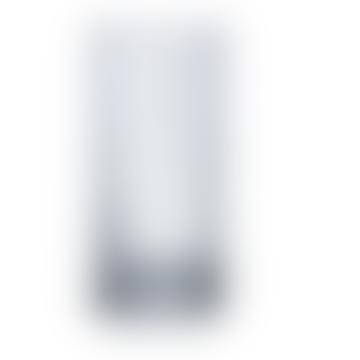 Set of 4 Lead Free Crystal Wayne High Ball Tumblers 360cc