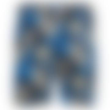 Dark Blue Joel Shorts