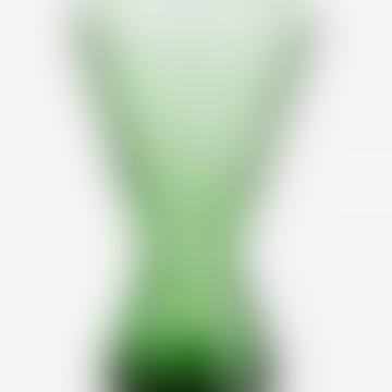 Green Recycled Beldi Wine Glass
