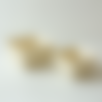 Panier de baies en céramique