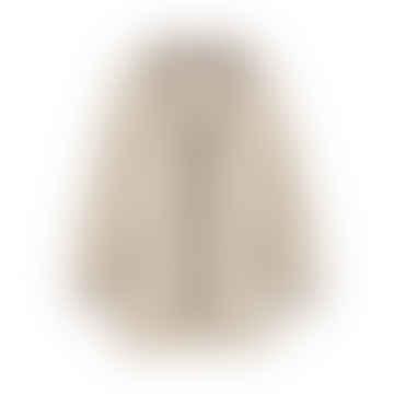 Agar Alpaca Boucle Cardigan - Vanilla