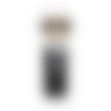 Large Wooden Karl Lagerfeld Figurine