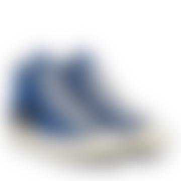 Play X Converse Black Heart Chuck Taylor All Star 70 High Sneakers Blue