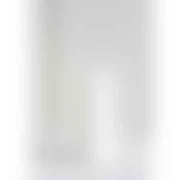 Small White Straight Bud Vase