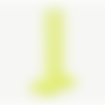 Twist Candle - Neon Yellow