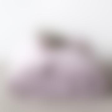 Duvet Cover 100% Linen - Pink Lavender, 200x200cm
