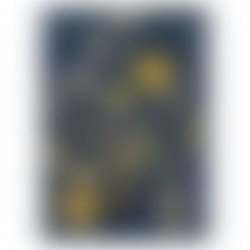 Dandelion Chart - Cavallini Vintage Poster | 51 x 71cm