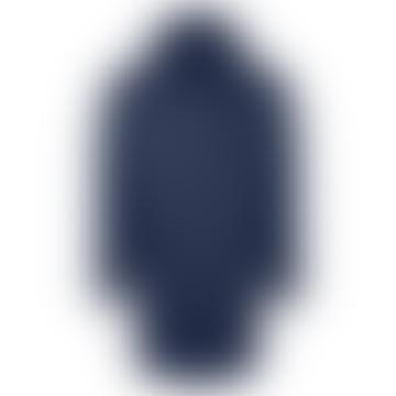 Unisex Long Jacket Blue
