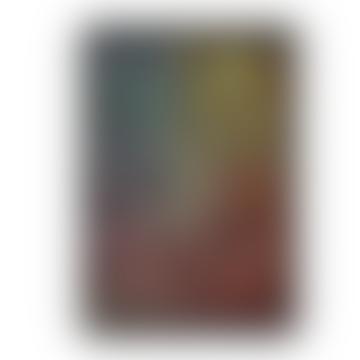 Christian Lacroix Jardin des Hespirides Multicolore Merino Wool Throw