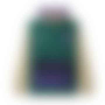 Foley Jacket Teal Khaki Navy M