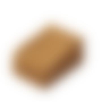 Lewis Muslin Cloth 2 Pack Graphic Stroke / Golden Caramel