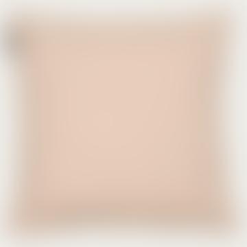 Village Supersoft Linen Blend Square Cushion - 50 x 50cm  - 2 Colours