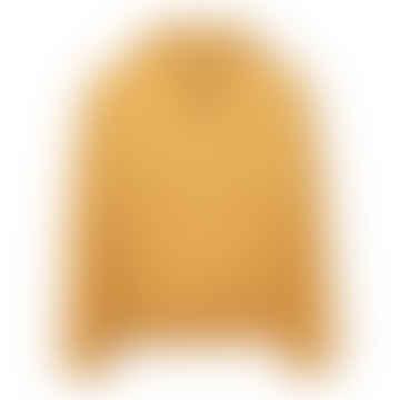 Half Zip Shell Jacket (Gold)