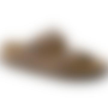 Brown Tobacco Arizona Sandalen
