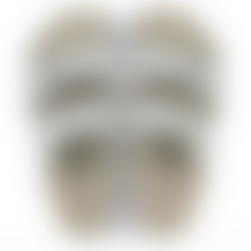 Arizona Natural Leather White Sandal