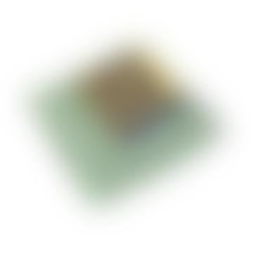 Opal Stripe Hand Towel