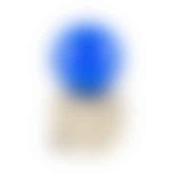 Oh My Mini Glass Sculpture - Blue / Tourmaline