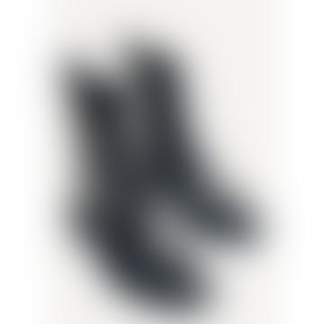 Bottines à lacets Alex W Noir