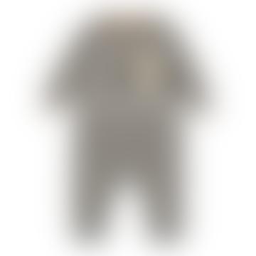 Marlon Birdseye Jacquard Playsuit