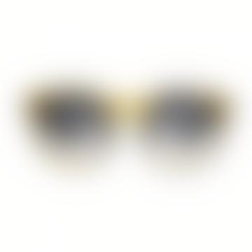 Torino Olive Sunglasses