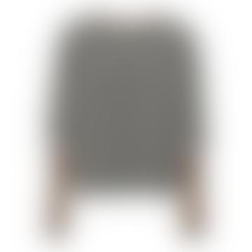 Solange Stripe Knit Jumper