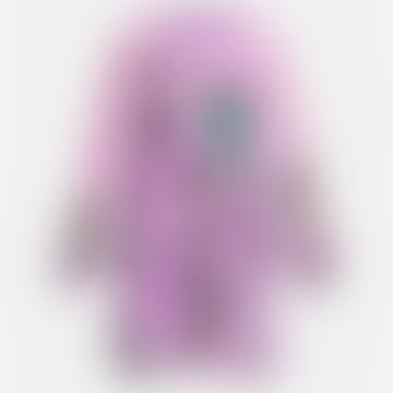 Aubrey Mini Dress Lilac Rain