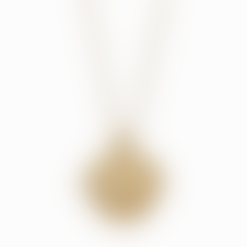 18k Gold Plated Zodiac Taurus Necklace