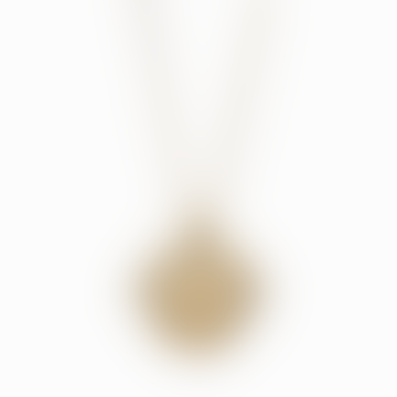 18k Gold Plated Zodiac Aries Necklace