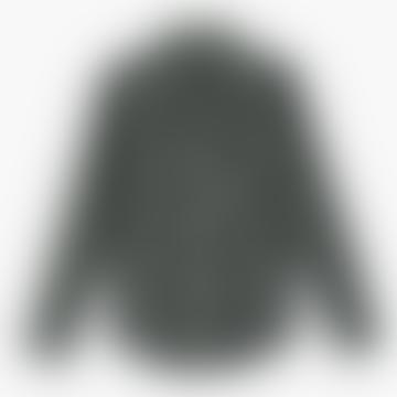 Hunter Plaid Shirt - Moss Ash