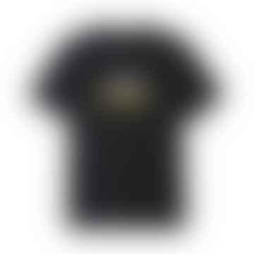 Octopus T Shirt Black L