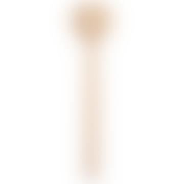 Wooden Heart Acacia Spoon