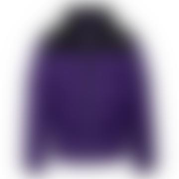 Utah Padded Jacket Purple